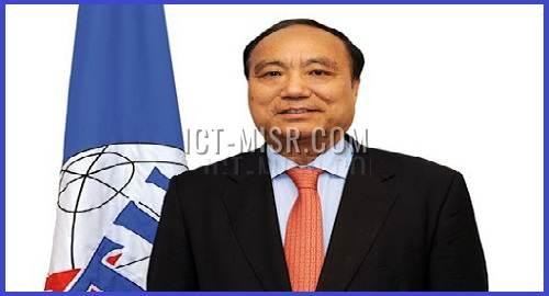 هولين جاو الأمين العام للاتحاد الدولي للاتصالات