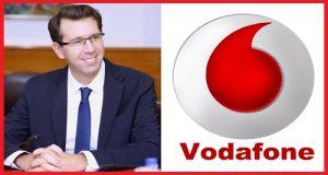 ألكسندر فرومان الرئيس التنفيذي لشركة ڤودافون مصر
