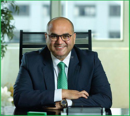 المهندس خالد حجازي الرئيس التنفيذي للقطاع المؤسسي بشركة اتصالات مصر