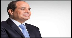 الرئيس عبدالفتاح السيسى رئيس جمهورية مصر العربية