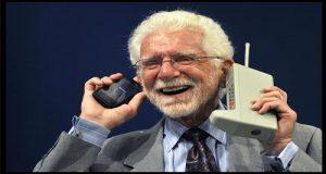 مارتن كوبر رائد صناعة الاتصالات المحمولة