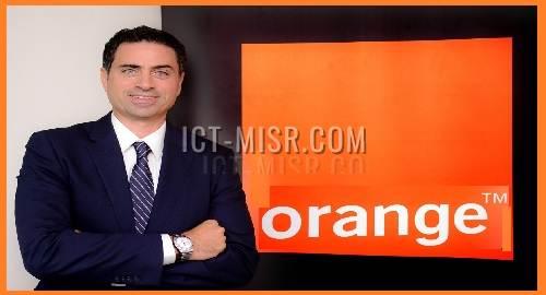 أحمد العبد نائب رئيس اورنچ مصر للقطاع التجاري