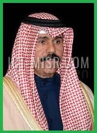 الشيخ نواف الأحمد الجابر الصباح أمير دولة الكويت